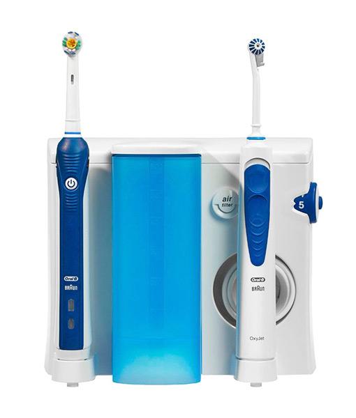 Зубной центр Braun Oral-B ProfessionalCare 8500 OxyJet Center+3000 OC 20 здоровье